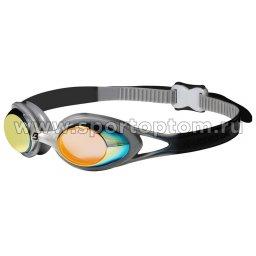 Очки для плавания детские BARRACUDA CARNAVAL  34710 Серо-черный