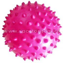 Мяч массажный игольчатый GREAT 100 г G-28-13 13 см