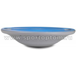 Диск балансировочный INDIGO пластиковый 97390 IR  40*10см Голубо-серый