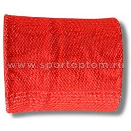 Напульсник трикотажный (2шт)  ЛВ1 9*8см Красный