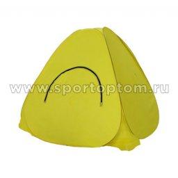 Палатка зимняя автомат COMFORTIKA 2*2м, без дна W-A200-Y Желтая