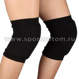 Наколенник для гимнастики и танцев INDIGO SM-113 Черный (2)