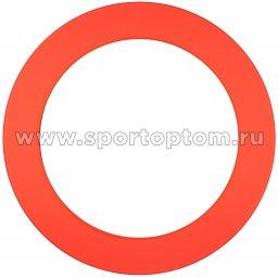 Чехол для обруча INDIGO бифлекс SM-381 Оранжевый