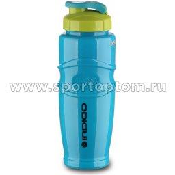 Бутылка для воды INDIGO LADOGA Термо IN010 425 мл Голубой