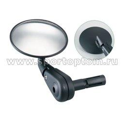 Вело Зеркало MW DX-2002 8 см Черный