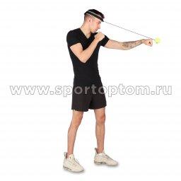 Эспандер боевой мяч Fight Ball INDIGO (4)