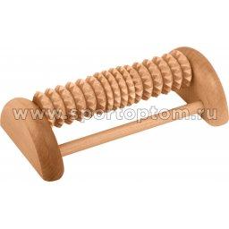 Массажер деревянный для ног Кочка МА4401