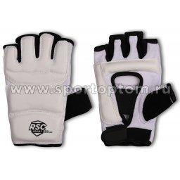 Перчатки таэквондо RSC PU  3650 M Белый