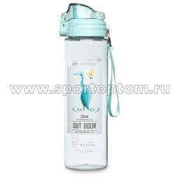 Бутылка для воды YY-616 Мятный 750 мл (1)