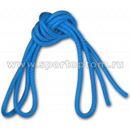 Скакалка для художественной гимнастики Утяжеленная 165 г AMAYA соревновательная 3403000 3 м Бирюзовый
