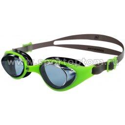 Очки для плавания BARRACUDA FUTURE  73155 Черно-зеленый