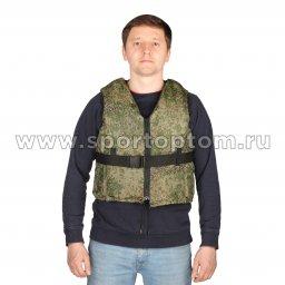 Жилет страховочный Молния до 100 кг SM-022                 M-L КМФ