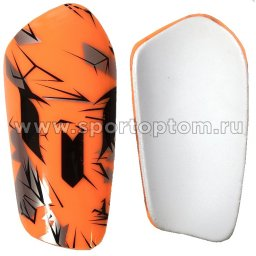 Щитки футбольные HT-S2 L Оранжевый
