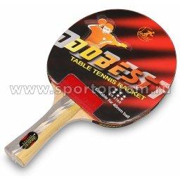 Ракетка для настольного тенниса DOBEST 6 звезд 01 BR