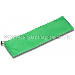 Чехол для булав гимнастических INDIGO SM-129      55*13 см Салатовый