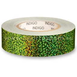 Обмотка для обруча с подкладкой INDIGO CRYSTAL IN139 20мм*14м Золото