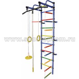 ДСК Лира - Плюс пристенный  Л1КП8.15-П  2260*755*525 мм Синий-радуга