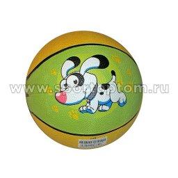 Мяч баскетбольный №3 JOEREX (резина) 03 JB