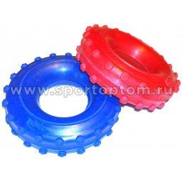 Эспандер кистевой кольцо массажное 55 кг AOS 23011 7,5 см