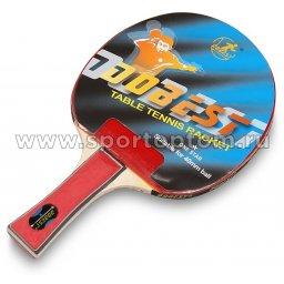 Ракетка для настольного тенниса DOBEST 1 звезда 01 BR