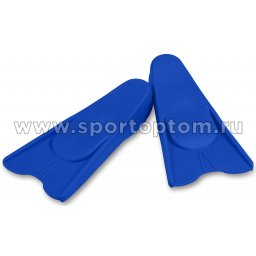 Ласты для бассейна INDIGO SM 375 (31-33) синий 2