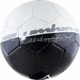 Мяч футбольный №5 UMBRO VELOCE SUPPORTER BALL 20808U Черно-бело-серый