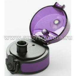 Бутылка для воды с сеточкой UZSPACE 500мл тритан 6008 Фиолетовый матовый (5)