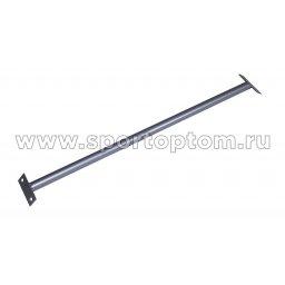 Турник настенный угловой Тантум 2 до 150 кг SP Б_Т1У1 100 см Черный
