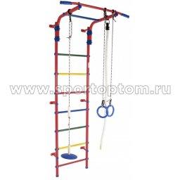 ДСК Start - 2 Плюс пристенный S2П1.15-П  2170*750*525 мм Красный-радуга