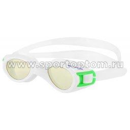 Очки для плавания детские BARRACUDA TITANIUM JR  30920 Бело-зеленый