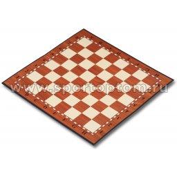 Поле шахматы/шашки  (переплётный, дизайнерский картон) 033 Q                     33*33 см