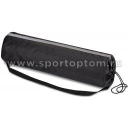Чехол для коврика со светоотражающими элементами SM-382 75*22 см Черный