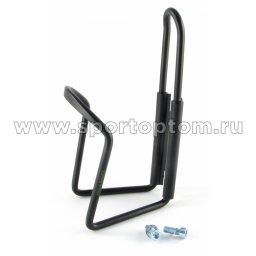 Вело Держатель фляги  алюминий HC 11 Черный