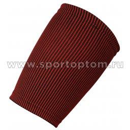 Суппорт бедра эластичный RSC  ЛВ8-02 Черно-красный