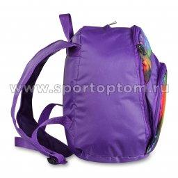 Рюкзак для художественной гимнастики INDIGO Северное Сияние (2)