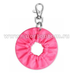 Сувенир брелок чехол для обруча INDIGO SM-393 6 см Розовый