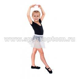 Юбочка гимнастическая сетка INDIGO SM-080 Белый (1)