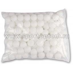 Шарики для настольного тенниса 150шт CA-080            40 мм Белый
