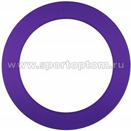 Чехол для обруча INDIGO бифлекс SM-381 Фиолетовый