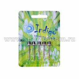 Игла для мячей Indigo TAP-14A (5шт) (метал. под A/V ниппель) 14А-TAP
