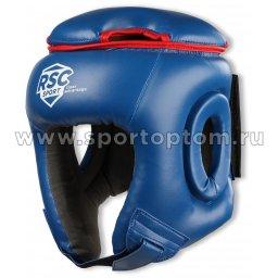 Шлем боксерский RSC  PU  BF BX 208 L Синий
