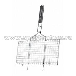 Решетка FORESTER для стейков BQ-S02                    22*44 см
