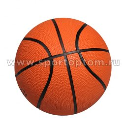 Мяч резиновый детский Баскетбол 14-Б 14 см