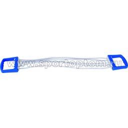 Эспандер плечевой INDIGO 5 жгутов пластиковые ручки 97706 IR