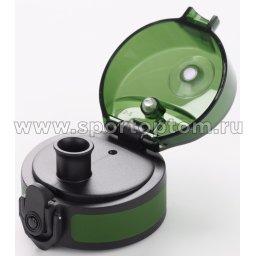 Бутылка для воды с сеточкой UZSPACE 500мл тритан 6008 Зеленый матовый (4)