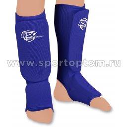 Защита голени и стопы RSC х/б, полиэстер  RSC001 Синий