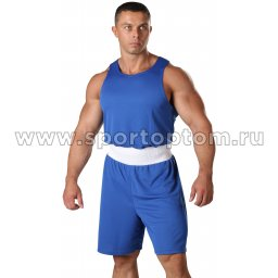 Форма боксёрская RSC  BF BX 06 30 Синий