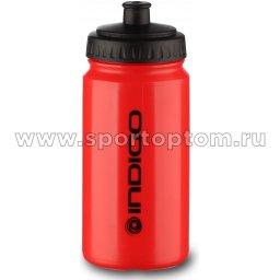 Бутылка для воды INDIGO ORSHA 600 мл IN014 Красный (1)