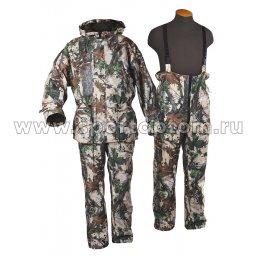 Костюм Демисезонный Охотник (брюки с завышенной талией) SM-048 56-58/170-176 Хаки