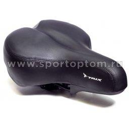 Вело Седло TRIX  AZ-5548 260*190 мм Черно-серый